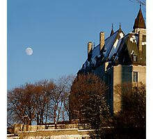 A Late Winter Afternoon Behind Parliament Photographic Print