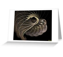softness Greeting Card