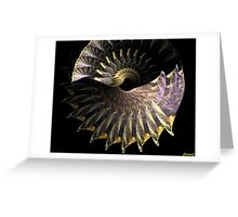 life is full of thorns Greeting Card
