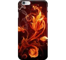 Fire Flower iPhone Case/Skin