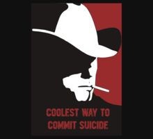 Coolest way to commit suicide by saturdaytees