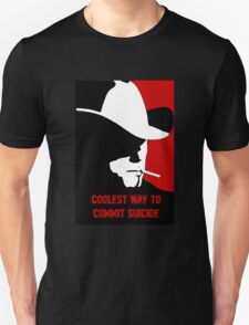 Coolest way to commit suicide T-Shirt