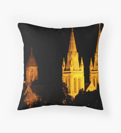 St Peters Throw Pillow