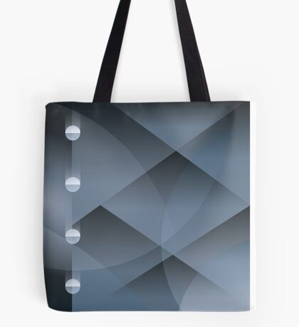 Art Deco abstract background design Tote Bag