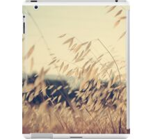 Colors of the wind iPad Case/Skin