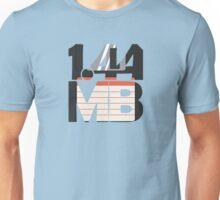 1.44MB Floppy Disk Unisex T-Shirt