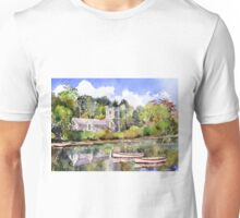 St Just in Roseland Church Unisex T-Shirt