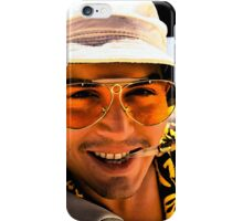 Fear and Loathing in Las Vegas - Art iPhone Case/Skin
