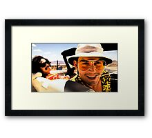 Fear and Loathing in Las Vegas - Art Framed Print