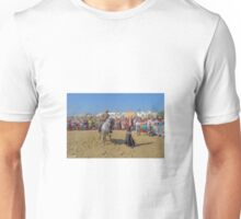 The dancer and the horse Unisex T-Shirt
