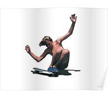 90s Skater Poster