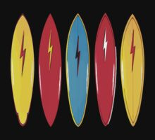 Vintage surfboards by notonlywaves