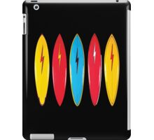 My cool vintage surfboards  iPad Case/Skin
