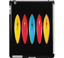 Vintage surfboards iPad Case/Skin
