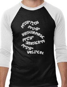 CLOCKWORK ORANGE Men's Baseball ¾ T-Shirt