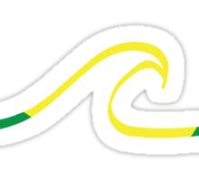 GY Minimal Wave Sticker