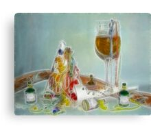 Lets Celebrate the New Year Canvas Print