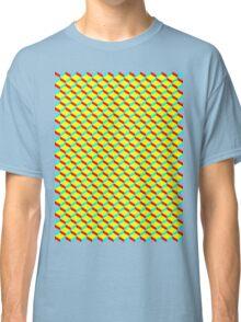 3D Boxes Classic T-Shirt