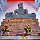 Unfinished Buddha  - Thailand by NeilAlderney