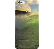 Secret spot wave iPhone Case/Skin