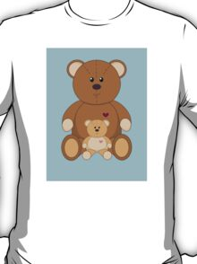 TWO TEDDY BEARS #2 T-Shirt