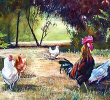'Free Range' by Lynda Robinson