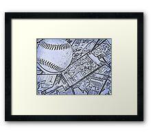Play Ball! Framed Print
