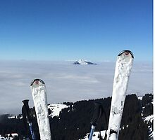 Ski @ the TOP by TheSmileEffect