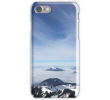 Snow dreaming iPhone Case/Skin