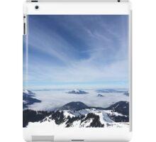 Snow dreaming iPad Case/Skin