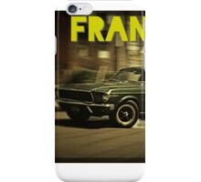 San Francisco & Muscle Cars iPhone Case/Skin