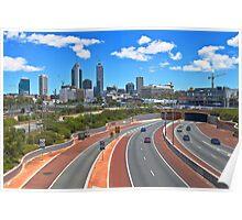 Perth Tunnel Poster