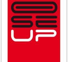 CLOSE-UP ASIA-II Sticker