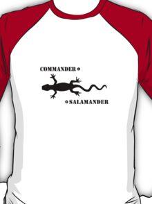 Commander Salamander - Washington D.C. T-Shirt