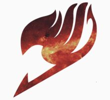Fairy Tail: Fire Logo by cerebrare