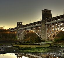 Britannia Bridge by Craig Beal