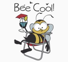 Bee Cool! One Piece - Short Sleeve