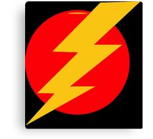 Lightning Bolt Canvas Print