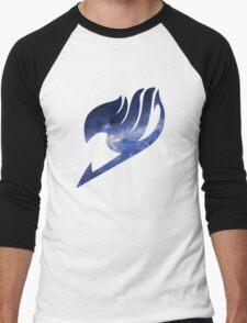 Fairy Tail: Ice Logo Men's Baseball ¾ T-Shirt