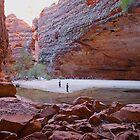 Cathedral Gorge, Bungle Bungle Range. WA. by johnrf