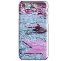 Leafy Layer iPhone Case/Skin