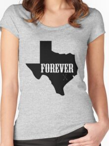 Texas Forever (Friday Night Lights) Women's Fitted Scoop T-Shirt