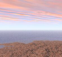 Rocky Shoreline by dmark3