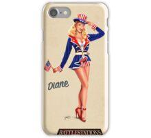 Battlestation Midway, Diane iPhone Case/Skin
