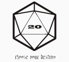 Choose your destiny Kids Clothes