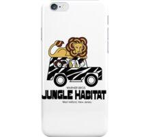 Jungle Habitat - West Milford, NJ iPhone Case/Skin