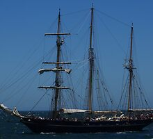 Leeuwin II - Fremantle by GerryMac