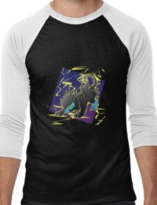 Pokemon - Luxray Men's Baseball ¾ T-Shirt