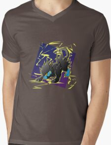 Pokemon - Luxray Mens V-Neck T-Shirt