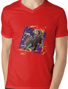 Pokemon - Luxray Mens V-Neck T-Shirt